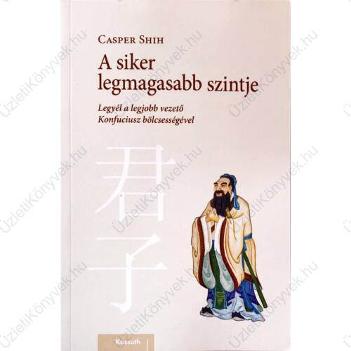 Casper Shih: A siker legmagasabb szintje
