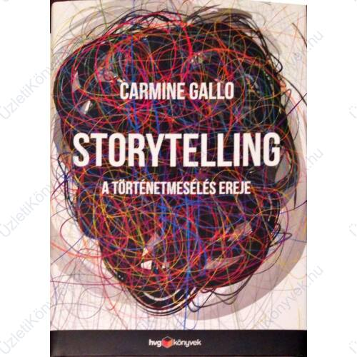Carmine Gallo: Storytelling